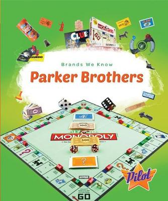 Parker Brothers book