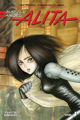 Battle Angel Alita 1 (Paperback) book