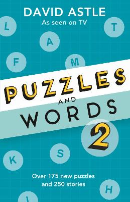 Puzzles and Words 2 by David Astle