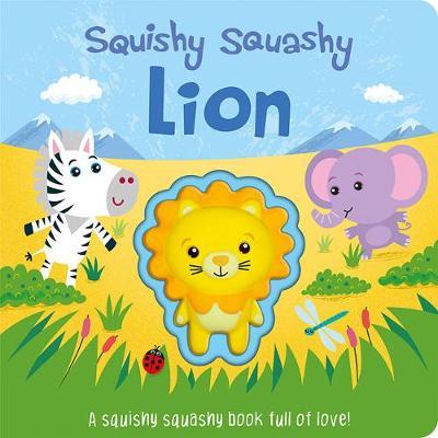 Squishy Squashy Lion by Jenny Copper