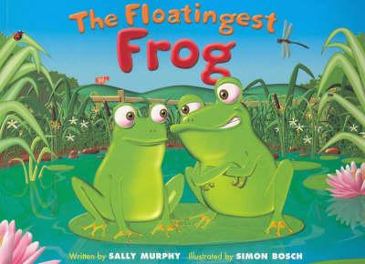 Floatingest Frog book