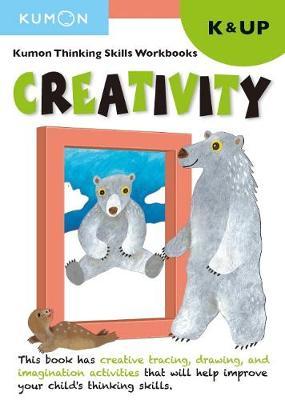 Thinking Skills Creativity Kindergarten by Kumon