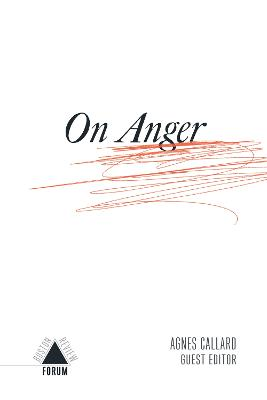 On Anger book