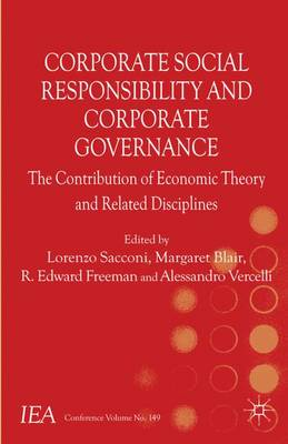 Corporate Social Responsibility and Corporate Governance book