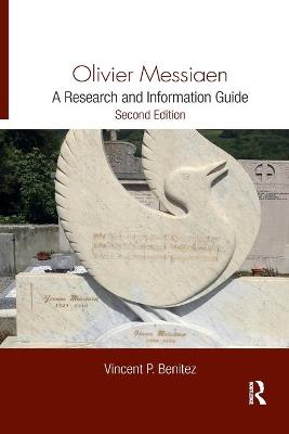 Olivier Messiaen: A Research and Information Guide book