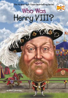 Who Was Henry VIII? book