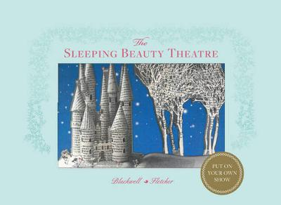 Sleeping Beauty Theatre by Su Blackwell