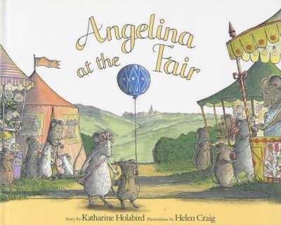 Angelina at the Fair by Katharine Holabird