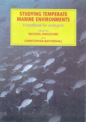 Studying Temperate Marine Environments book