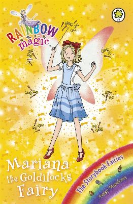 Rainbow Magic: Mariana the Goldilocks Fairy by Daisy Meadows