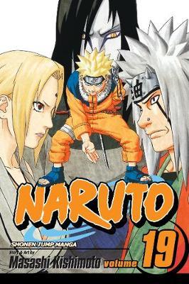 Naruto, Vol. 19 by Masashi Kishimoto