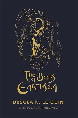 The Books of Earthsea: The Complete Illustrated Edition by Ursula K Le Guin