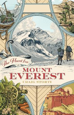 The Hunt for Mount Everest book