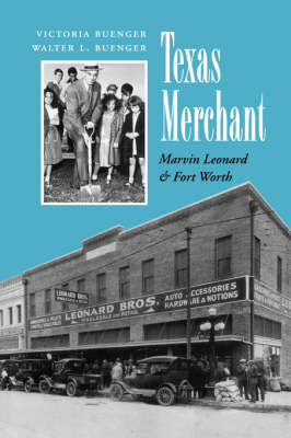 Texas Merchant book