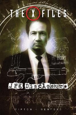 X-Files: JFK Disclosure book