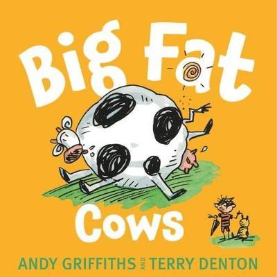 Big Fat Cows book