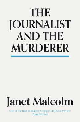 Journalist And The Murderer book