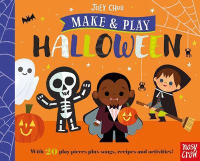 Make and Play: Halloween by Joey Chou