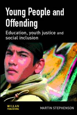 Young People and Offending book