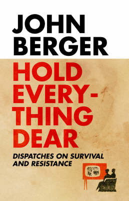 Hold Everything Dear book