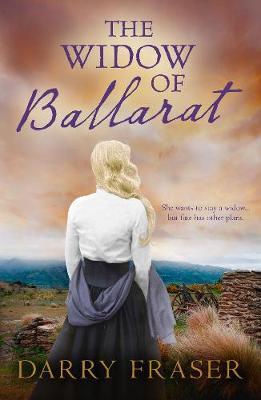 The Widow of Ballarat AUSPOST by Darry Fraser