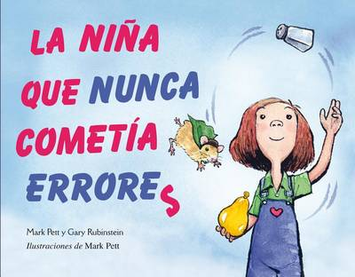 Nina Que Nunca Cometia Errores by Mark Pett