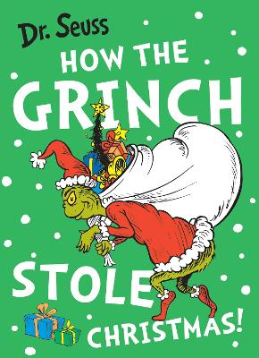 How the Grinch Stole Christmas! book