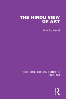 The Hindu View of Art book