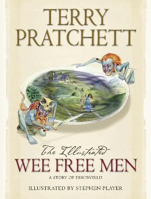The Illustrated Wee Free Men by Terry Pratchett