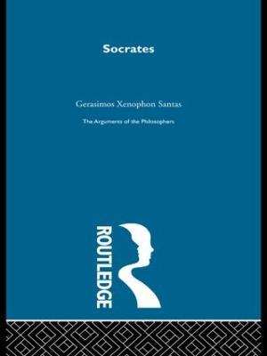Socrates-Arg Philosophers by Gerasimos Xenophon Santas