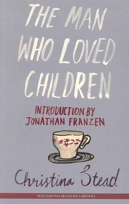 Man Who Loved Children book