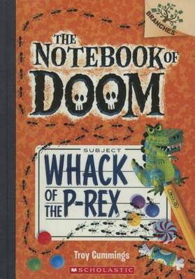 Whack of the P-Rex by Troy Cummings