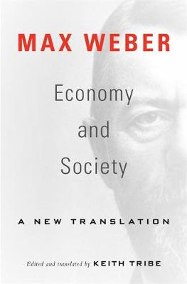 Economy and Society: A New Translation book
