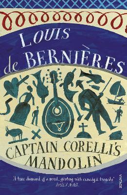 Captain Corelli's Mandolin book