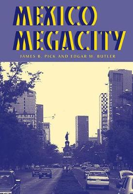 Mexico Megacity book