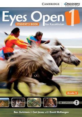 Eyes Open Level 1 Student's Book Grade 5 Kazakhstan Edition by Ben Goldstein
