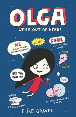 Olga: We're Out of Here! book