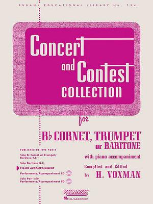 Concert and Contest Collection by H Voxman