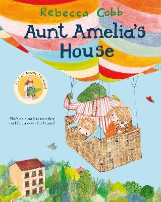 Aunt Amelia's House book