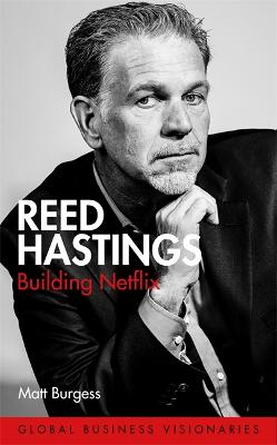Reed Hastings: Building Netflix book