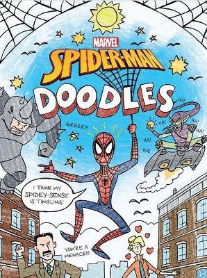 Spider-Man Doodles book