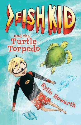 Fish Kid and the Turtle Torpedo book