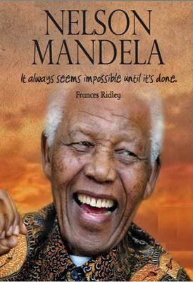 Nelson Mandela by Frances Ridley