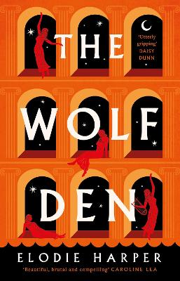 The Wolf Den book