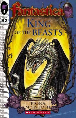 The King of the Beasts: Book 4 by Fiona McIntosh
