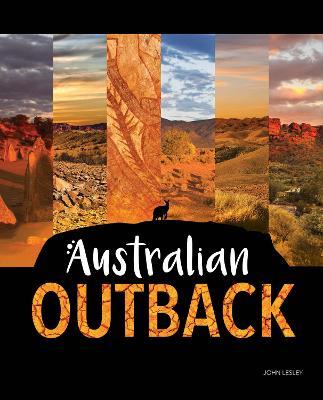 Australian Outback by John Lesley