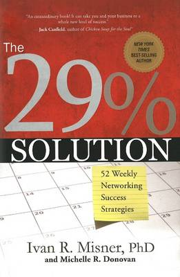 29% Solution by Ivan R. Misner
