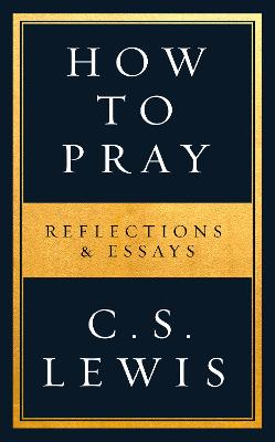 How to Pray book