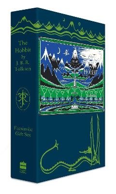 Hobbit Facsimile Gift Edition by J. R. R. Tolkien