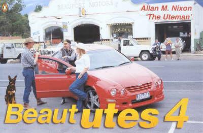 Beaut Utes 4 by Allan M. Nixon